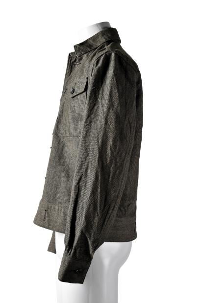 sus-sous バトルドレスユニフォーム ジャケット