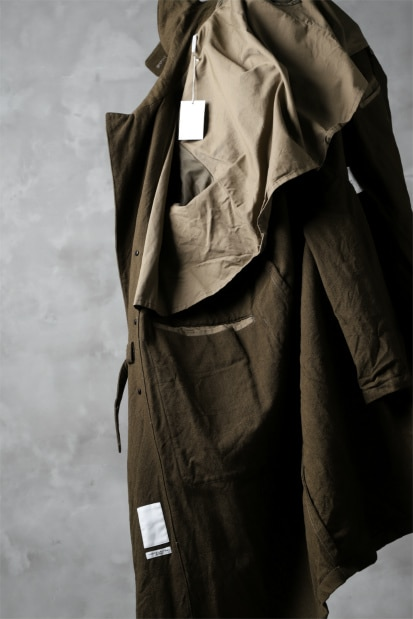sus-sous motorcycle coat MK-2 (C60/L40 4/1 Cloth)