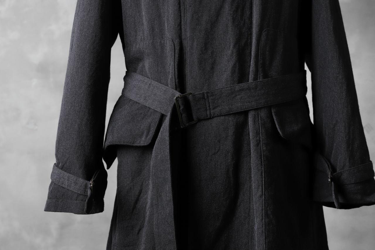 sus-sous motorcycle coat MK-2 (W64/L36 Tricotine)