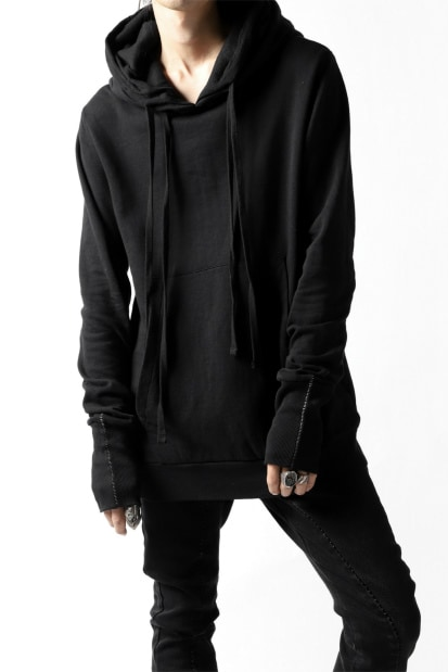 thom/krom DOUBLE HOODIE PULL OVER PARKA / OVER LOCKED