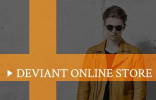 The Viridi-anneなどを取り扱うDEVIANTのオンラインストア