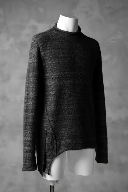 DANIEL ANDRESEN ×The Viridi-anne Anomaly Pattern Knit Pullover