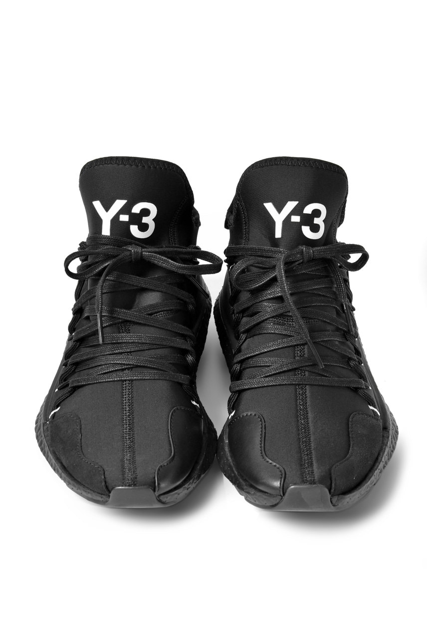 Y-3 Yohji Yamamoto KUSARI BOOST SNEAKERS