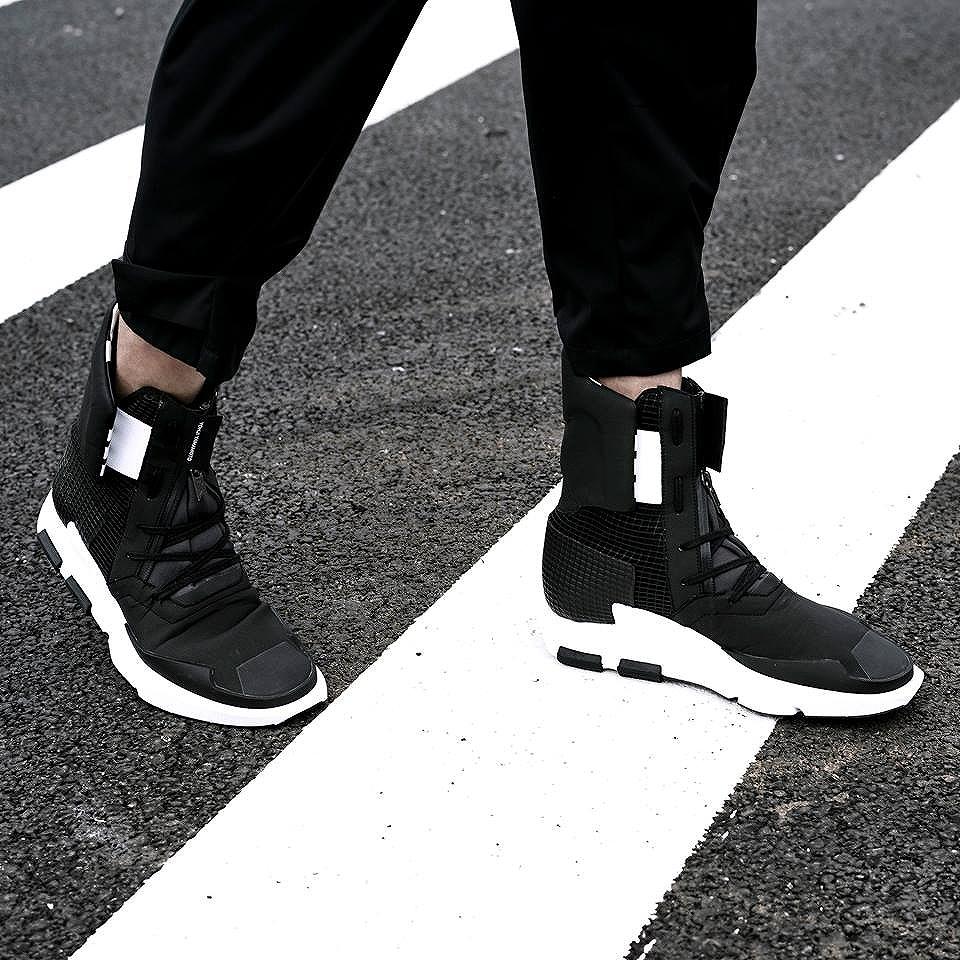 Y-3 yohji yamamoto NOCI HIGH sneaker BY2625