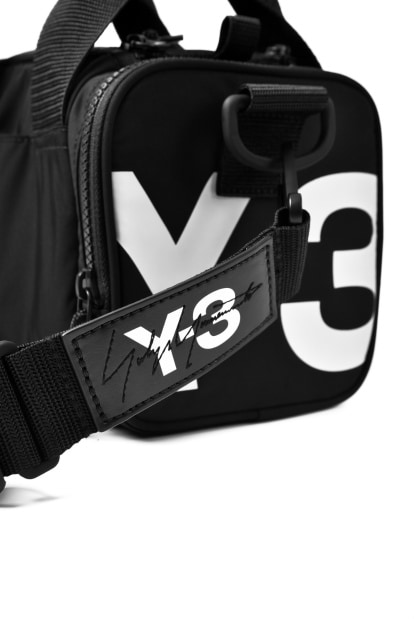 Y-3 Yohji Yamamoto  CAMERA BAG