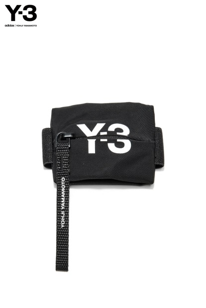 Y-3 YOHJI YAMAMOTO ADIDAS 2019SS WRIST WALLET