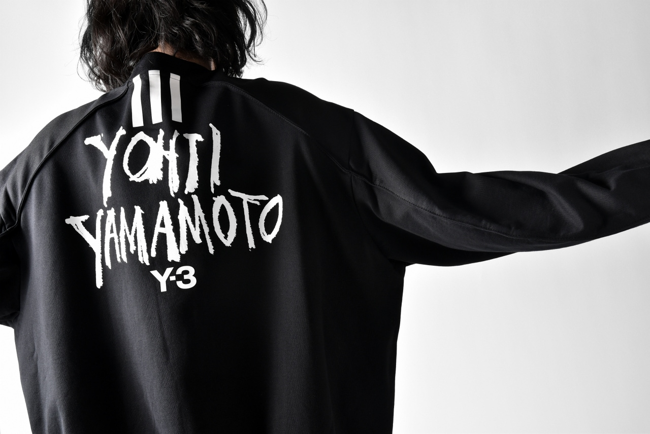 Y-3 YOHJI YAMAMOTO ADIDAS 2019SS SWEAT SHIRT