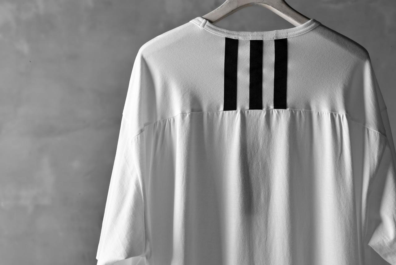 Y-3 YOHJI YAMAMOTO ADIDAS 2019SS ドロスト ロングTシャツ