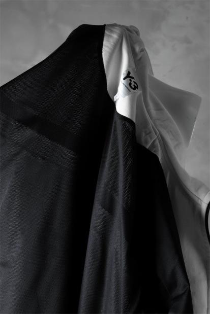 Y-3 Yohji Yamamoto OVERSIZE VARSITY LOGO TRACK JACKET