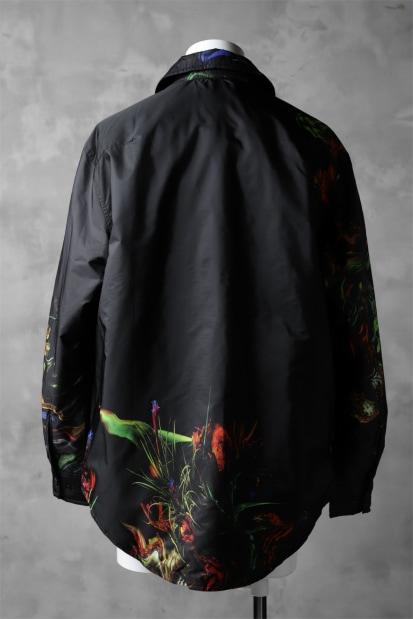 Y-3 Yohji Yamamoto TOKETA OVERSHIRT BLOUSON / PRIMALOFT