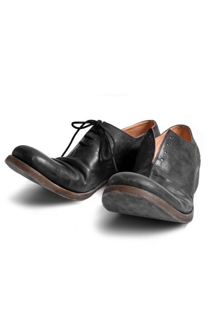 an.plus.n Custom Order 4 HOLE ONEPIECE DERBY SHOES S1
