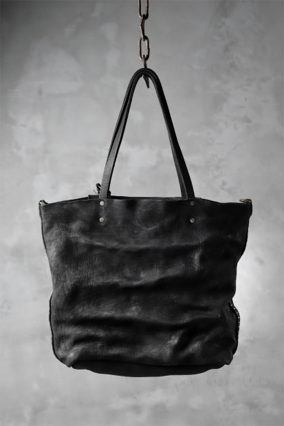 Chörds; S.S.D. 2WAY (TOTE & SHOULDER)  BAG / HORSE BUTT LEATHER