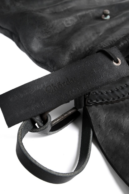 Chörds; F3. SHOULDER BAG / HORSE BUTT LEATHER REVERSED