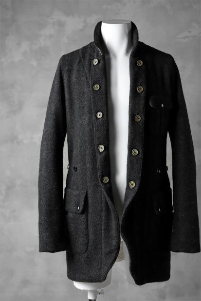daska BALLONpilot jacket / reverse herringbone wool
