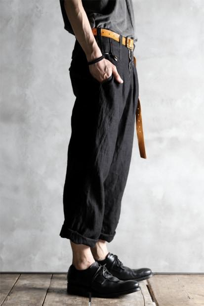 daska d-55 wide pants / linen