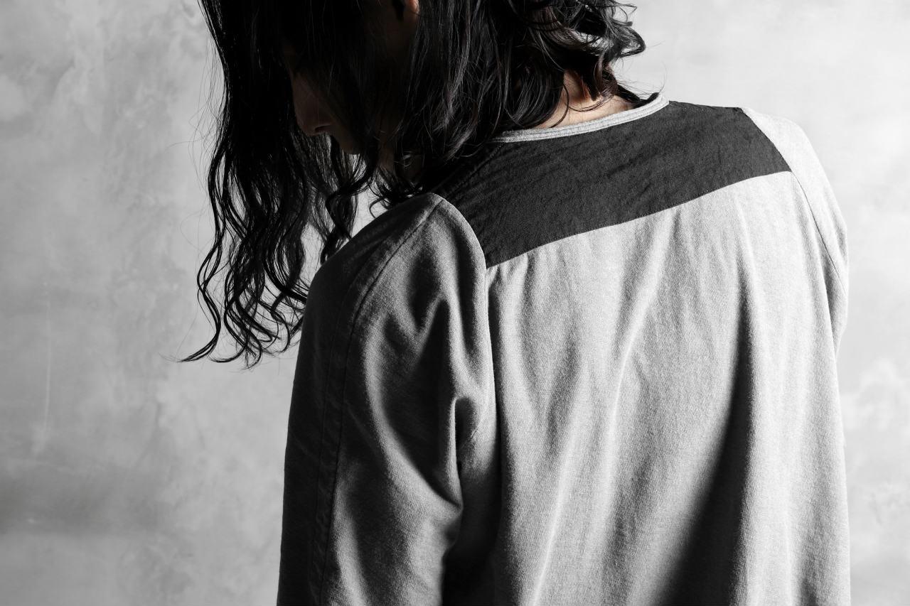 daska reversible henry neck short sleeve tee