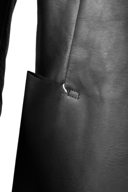 ierib exclusive classic zipper jacket / Nicolas Italy Vachetta
