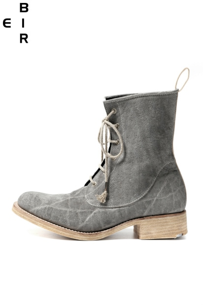 ierib LOGGER LACE UP BOOTS / ELEPHANT