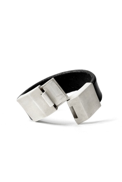 Parts of 4 Box Lock Narrow Bracelet