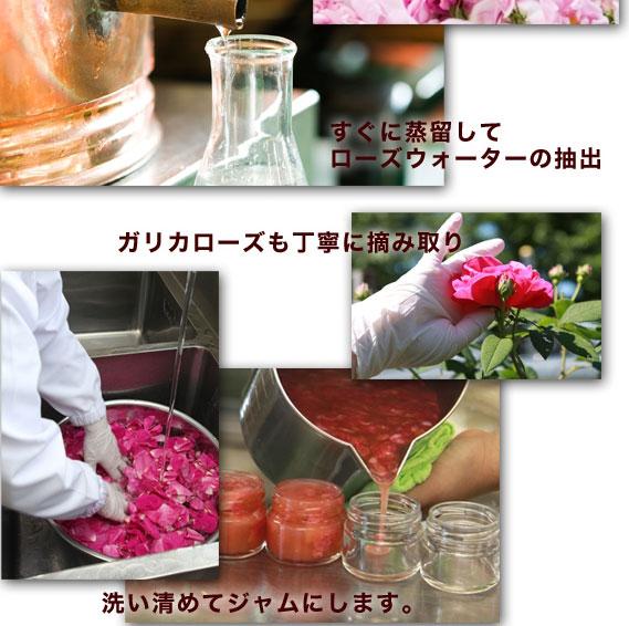 ガリカ薔薇ジャム