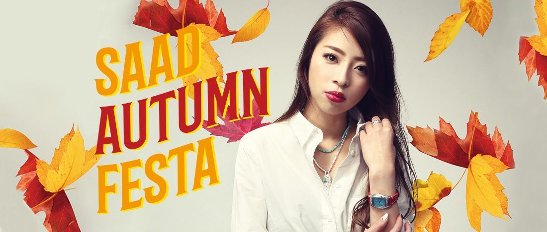 SAAD AUTUMN FESTA
