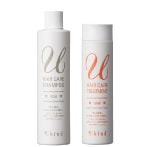 u Shampoo 300ml u Treatment 250mlセット