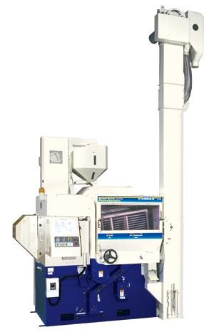 サタケの籾摺機『グルメマスター』GPS8000