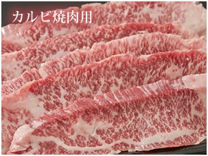 飛騨牛焼肉用カルビ