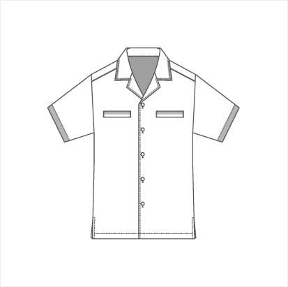 オープンシャツ