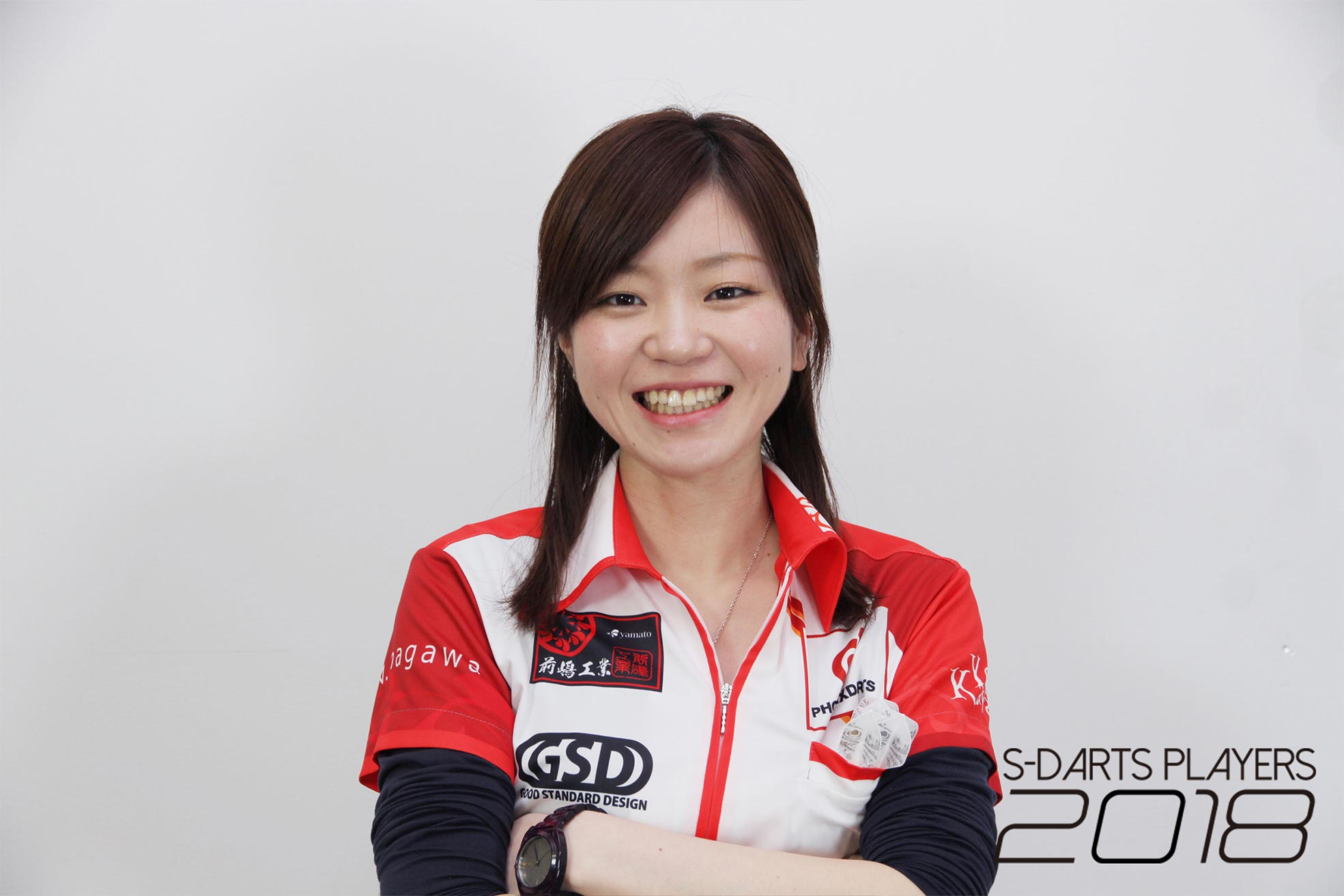 S-DARTS PLAYERS 2018│川� 圭恵