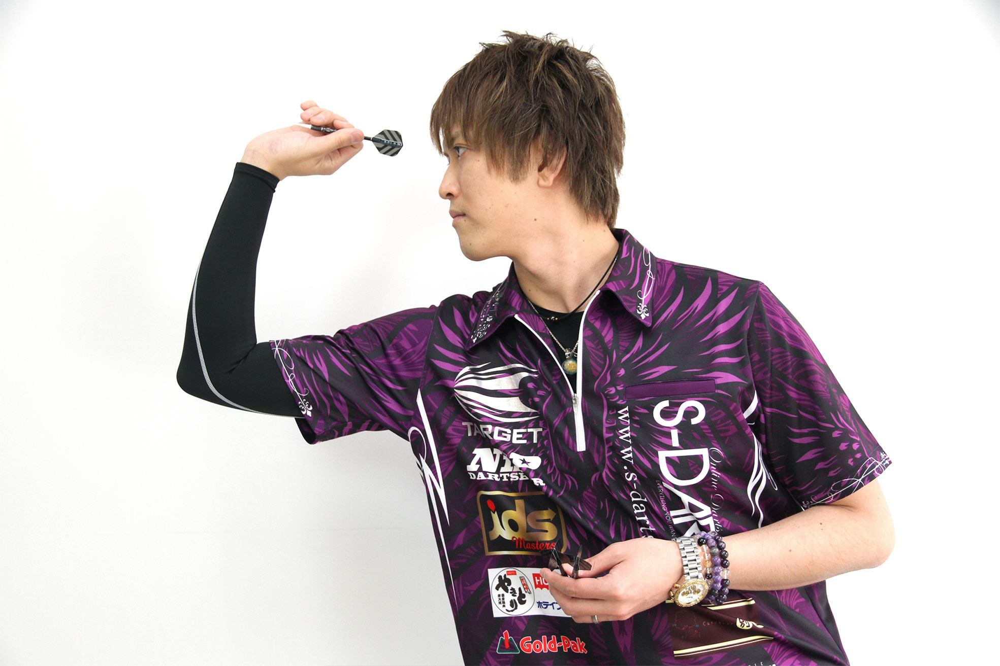 S-DARTS PLAYERS 2018│小野 恵太