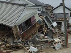 東日本大震災被災地1