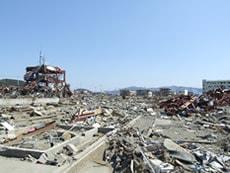 東日本大震災被災地2