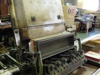 製作年不明の60 年以上使用されている燐寸を充填する機械