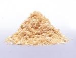 ペレットの原料:集成材の製造から生まれるきれいなプレーナーの屑