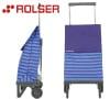 折り畳み式のおしゃれで大容量のカート「プレガマティック」 ロルサー(ROLSER)は、災害時の荷物運搬に役立つ欧州発のキャリーカート