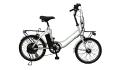 防災する自転車≪エアロアシスタント angee+L2(標準装備+ノーパンクタイヤ+2次アダプター+両立スタンド+リアキャリア)≫100%完組出荷(届いてすぐ乗れます)