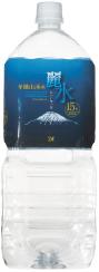 カムイワッカ 麗水(15年保存水)2,000㎖×6本入り