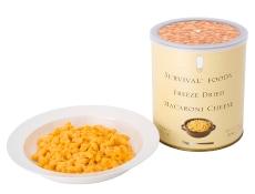 25年備蓄食(非常食)マカロニ・アンド・チーズ