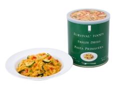25年備蓄食(非常食)野菜のクリームパスタ(パスタプリマヴェラ)