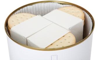 サバイバルフーズ・クラッカーの調理イメージ