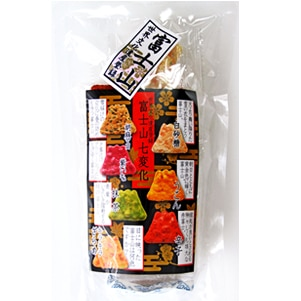 富士山七変化商品画像