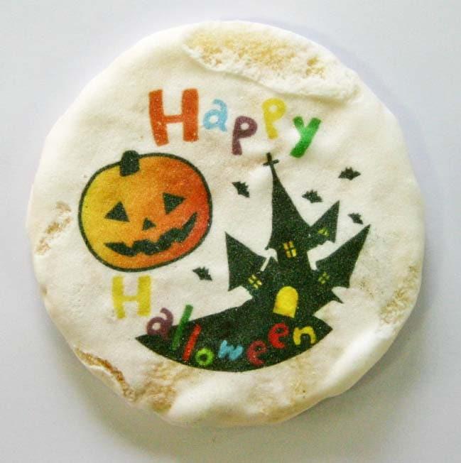 ハロウィン煎餅商品画像