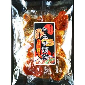 キムチ煎餅商品画像