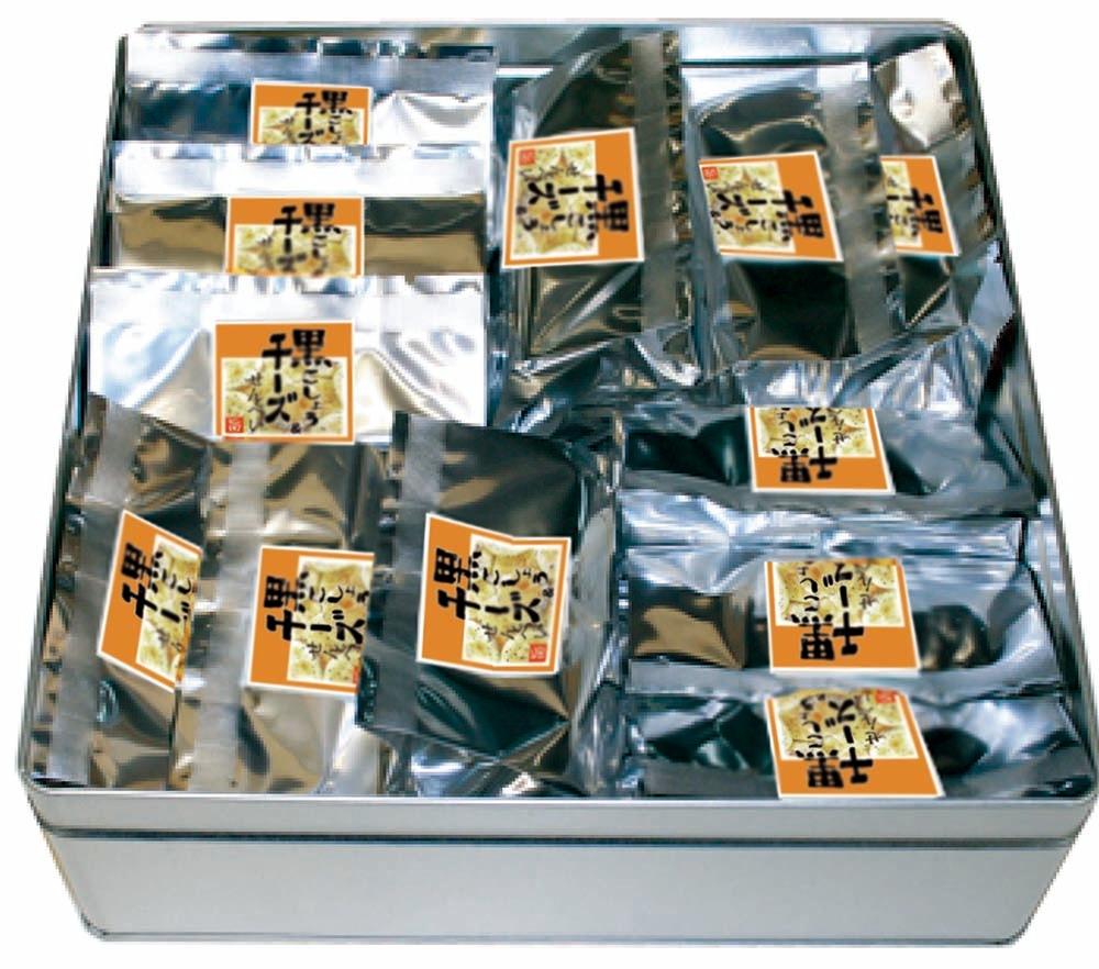 黒こしょう&チーズ商品画像