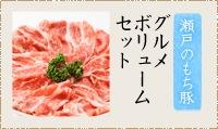 瀬戸のもち豚 ボリュームセット