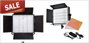 大光量 LED900個 スタジオ用ライト CN-900HS