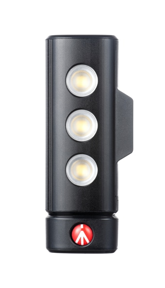 マンフロット/manfrotto/KLYP+セット バンパー + LED/三脚アタッチメント/MKLKLYP5S
