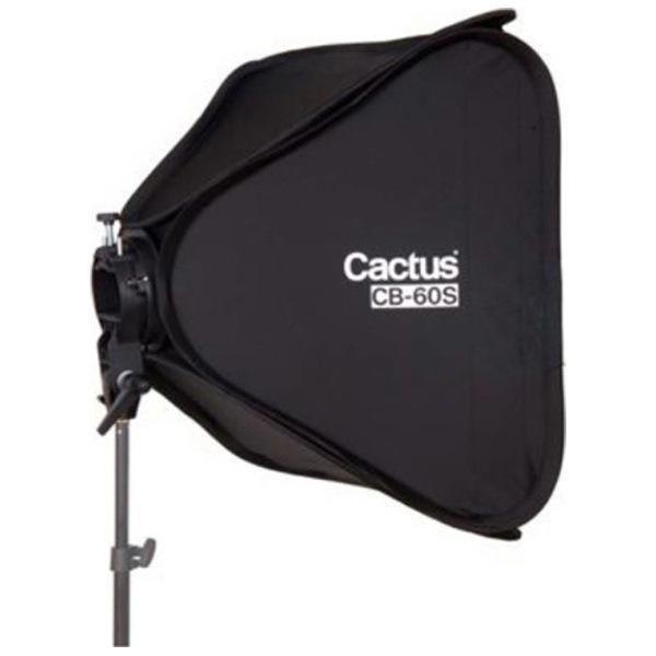 CACTUS CB-60Wカクタスクリップオンフラッシュ用ソフトボックス