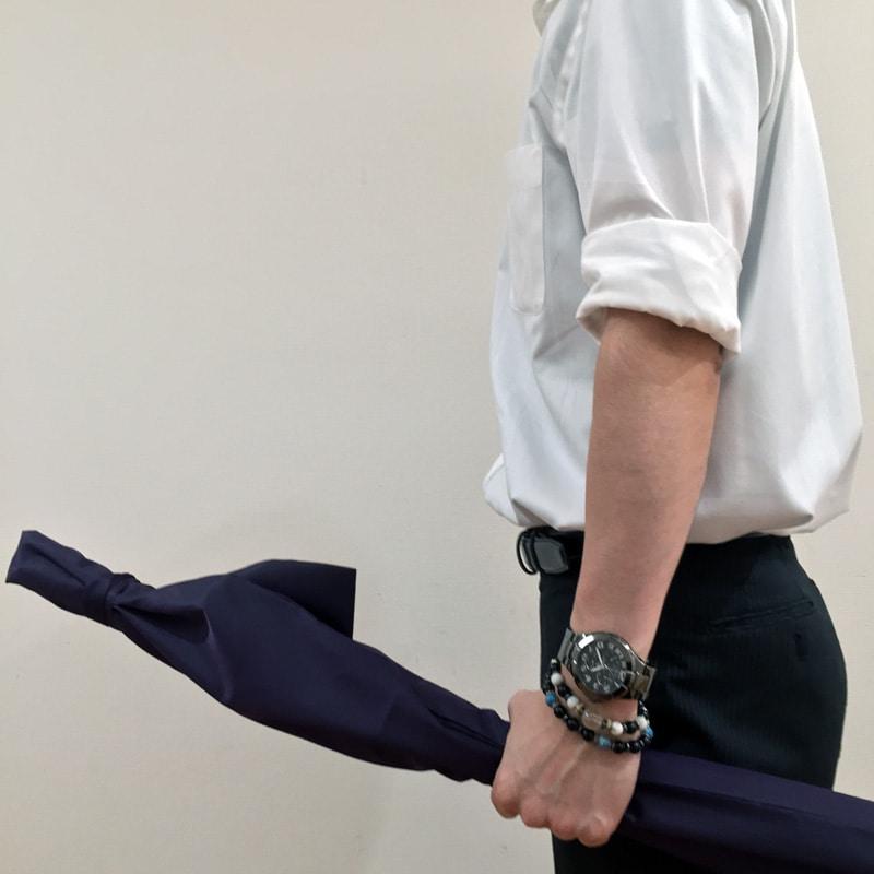 刀袋使用例